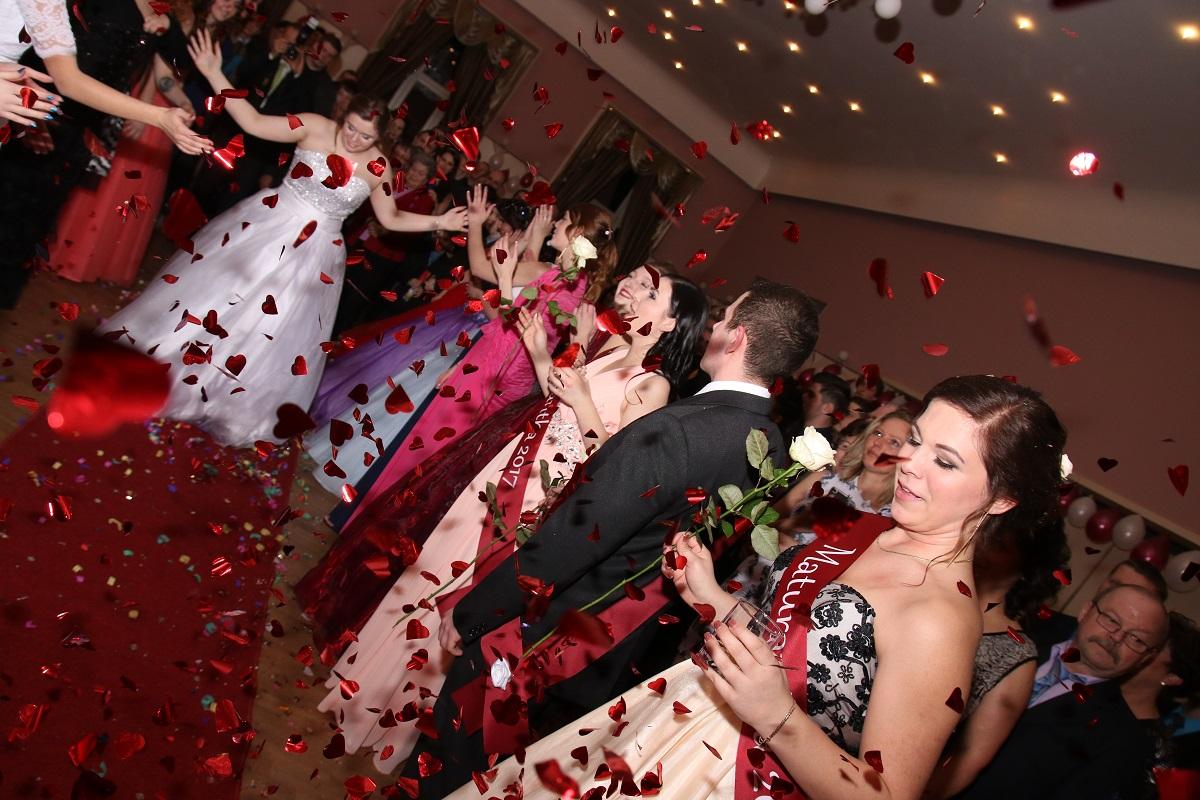 Plesy a jiné akce