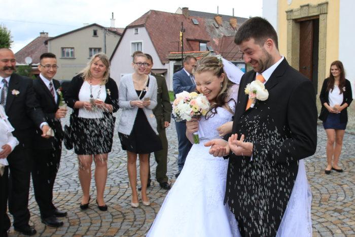 Váš svatební den